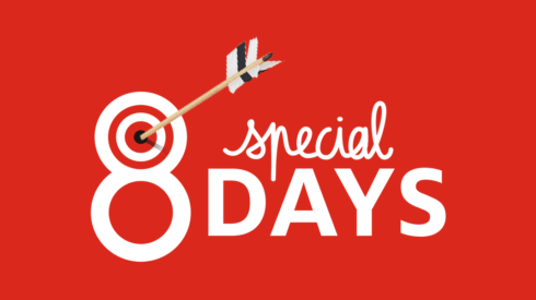 8 Special Days bei Manor